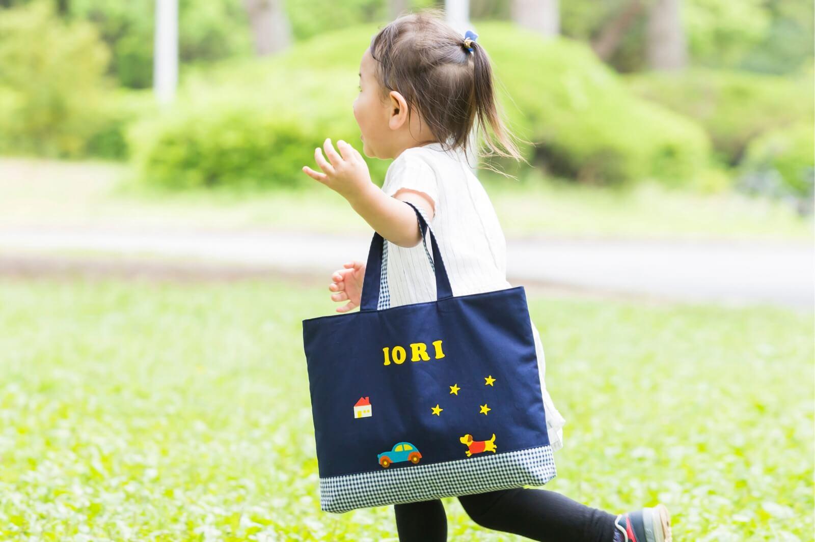入園入学バッグ